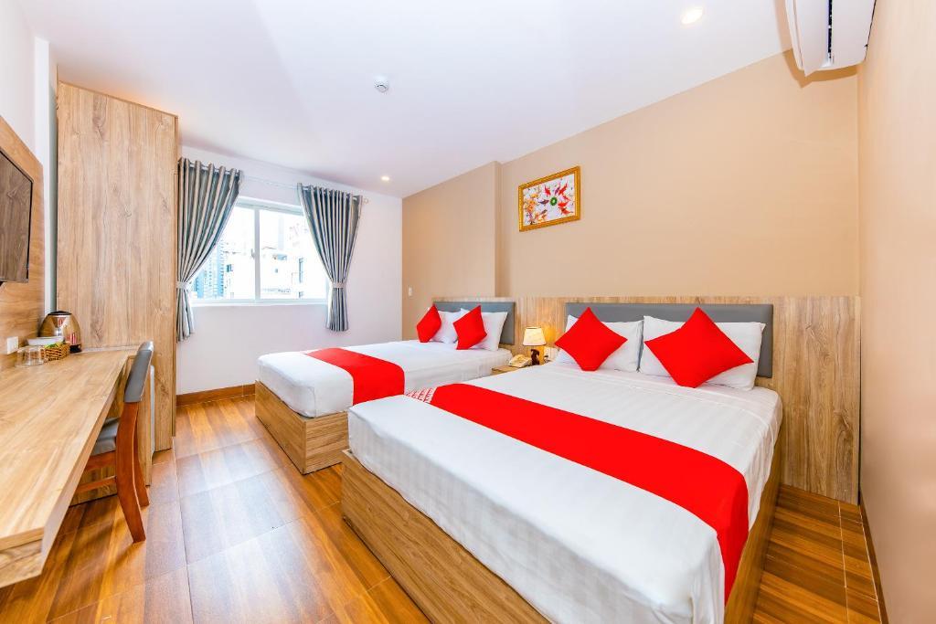 Khách Sạn 2 sao - Biển Việt Hotel - dịch vụ đặt phòng khách sạn tốt nhất Nha Trang